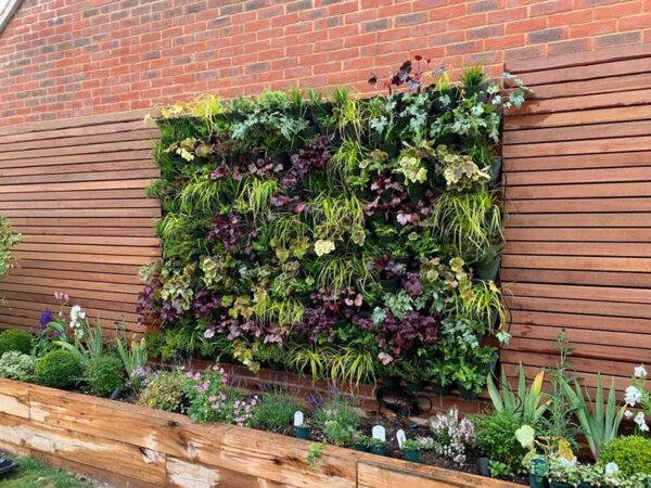 3.5 External Garden Fence2