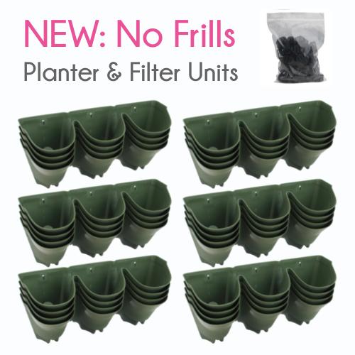 24 Planter Unit Bundle No Frills